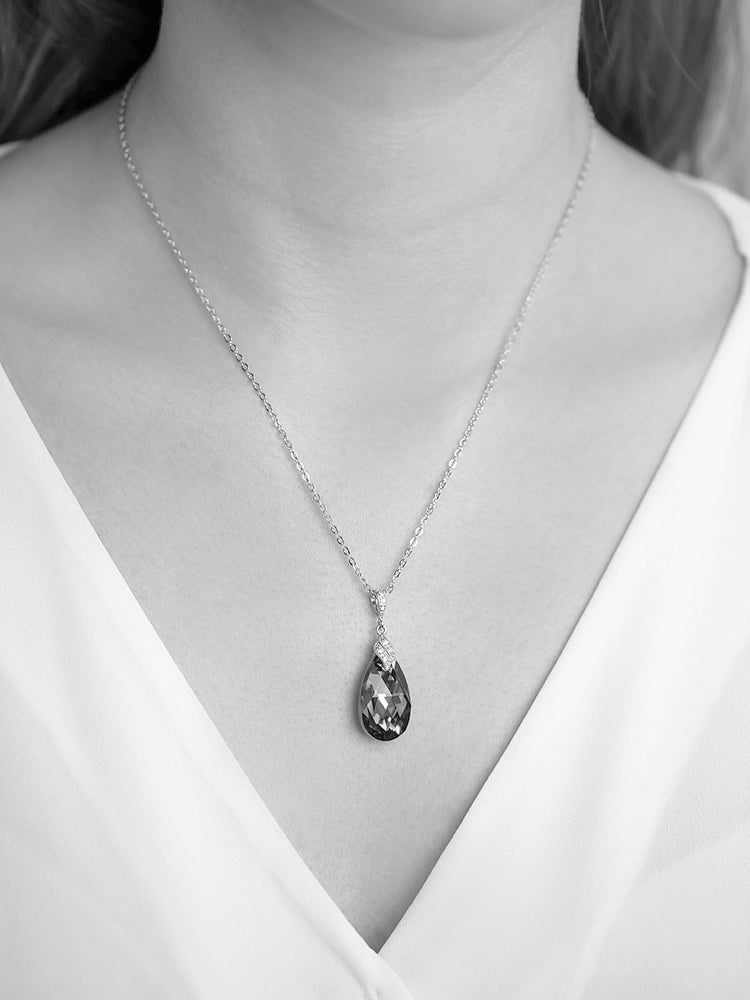 Load image into Gallery viewer, Naomi Jewelry Set | Comet Argent Light