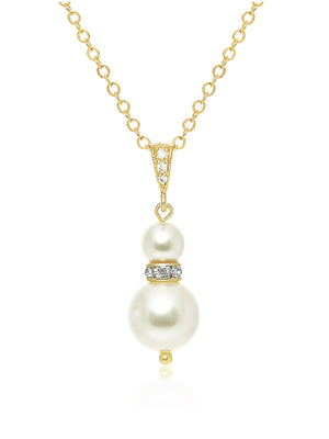 Load image into Gallery viewer, Laelia Gold Pendant