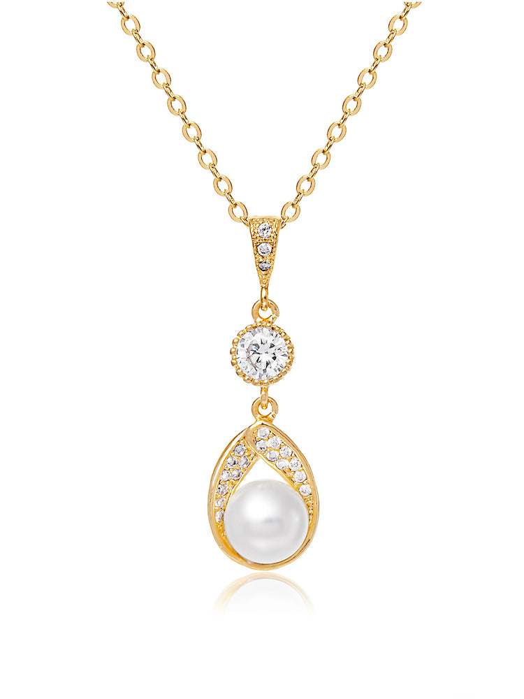 Astra Gold Pendant | Medium