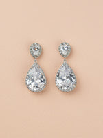 Vesta Classic Clip On Earrings | Short