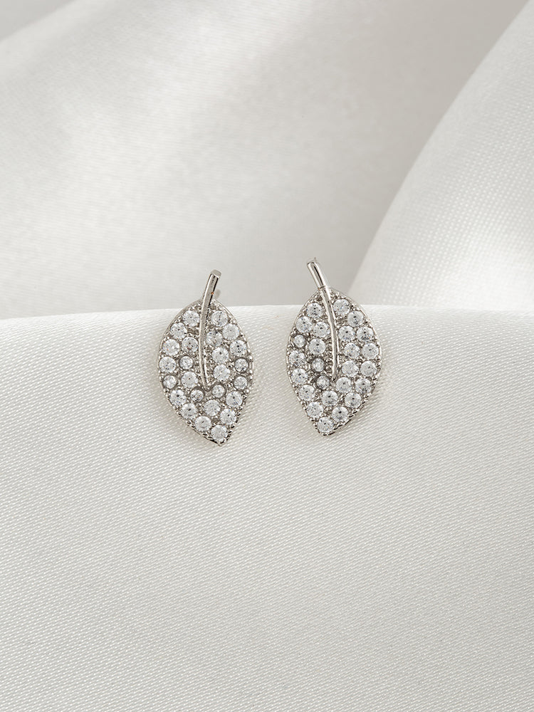 Leaf Earrings (Outlet)