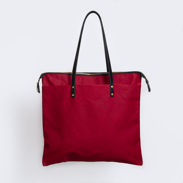 Pocket Tote - Wide