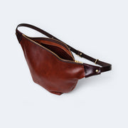 Sling Bag - Pebbled Chestnut