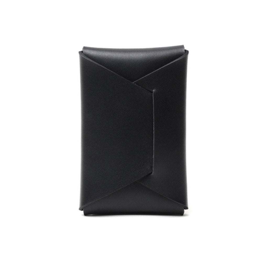Stitchless Card Carry - Black - Apogee Goods