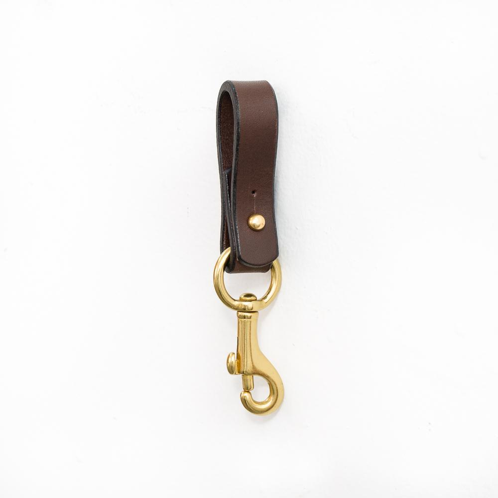 Pocket Key Carry - Brown - Apogee Goods