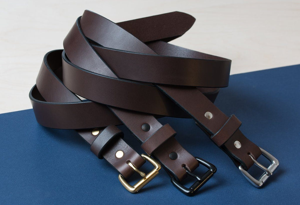 Daily Belt - Brown - Apogee Goods