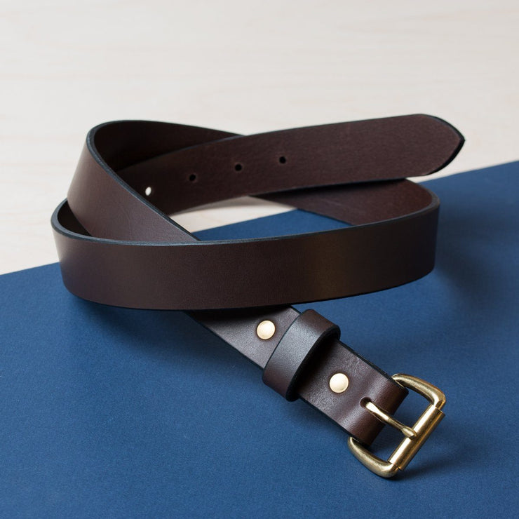 Daily Belt - Brown