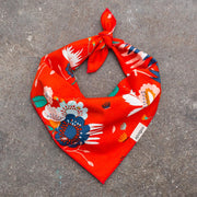 Dog Bandana - Bright Floral - Apogee Goods