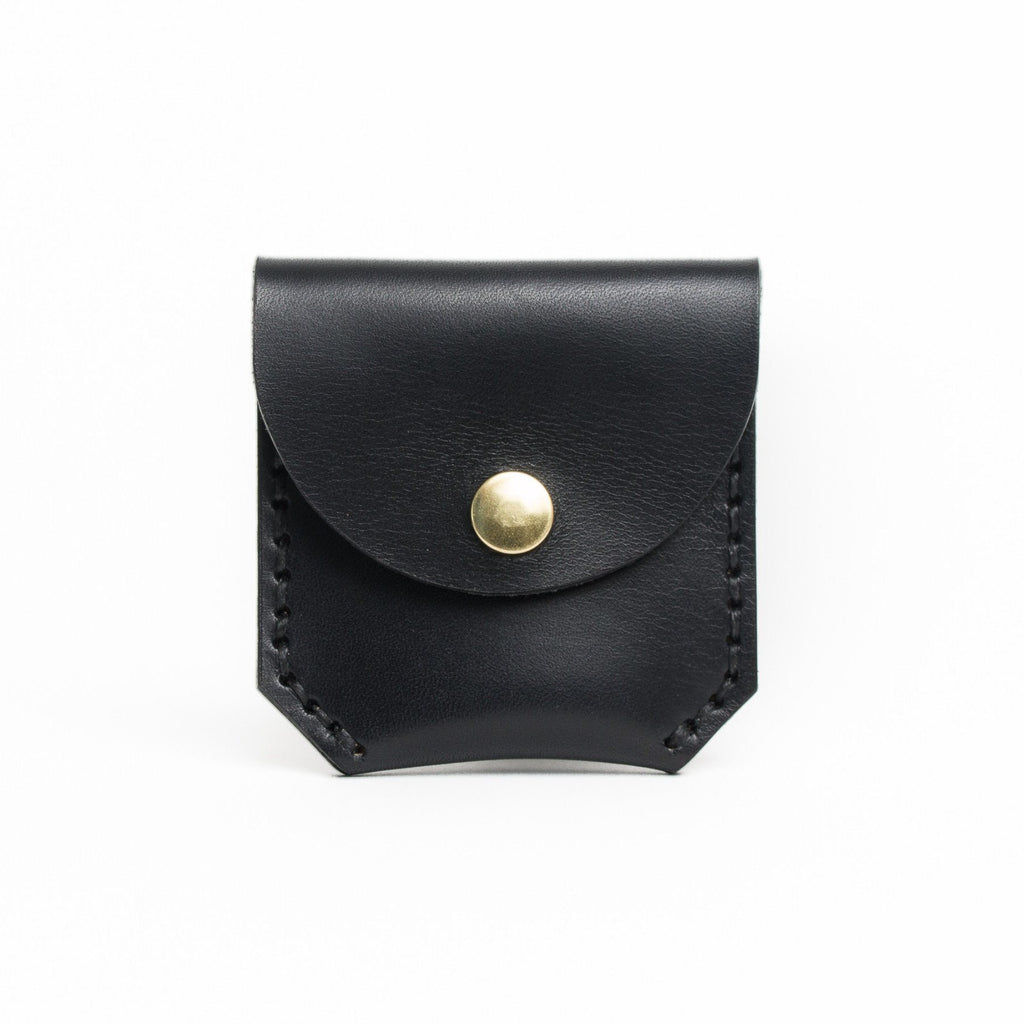 Coin Carry - Black - Apogee Goods