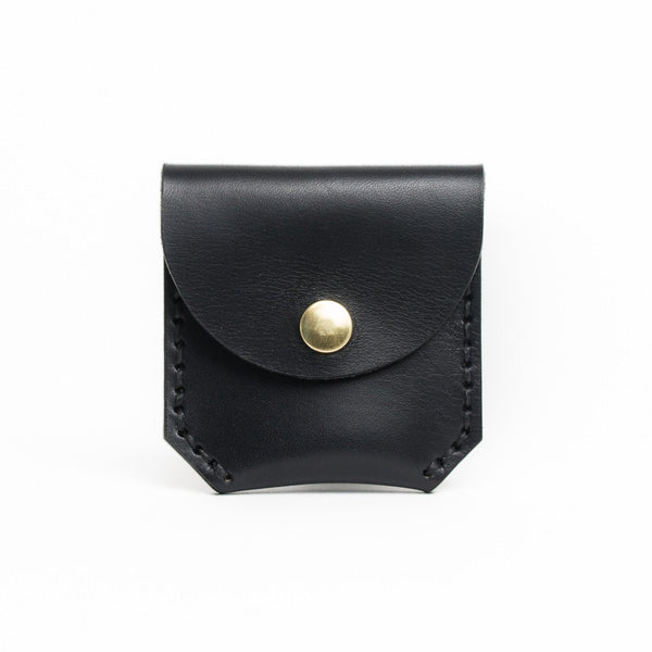 Coin Carry - Black