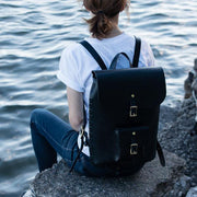 Billy Rucksack - Black - Apogee Goods