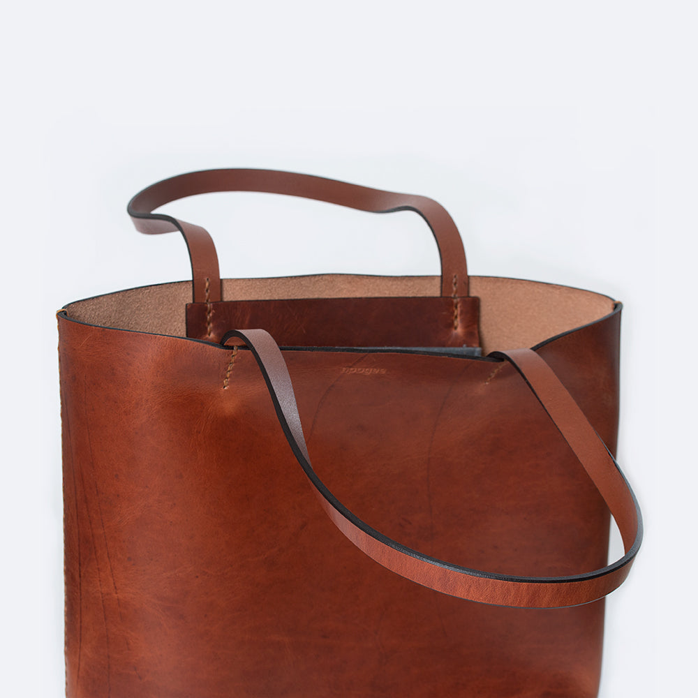 Habit Tote - Whiskey