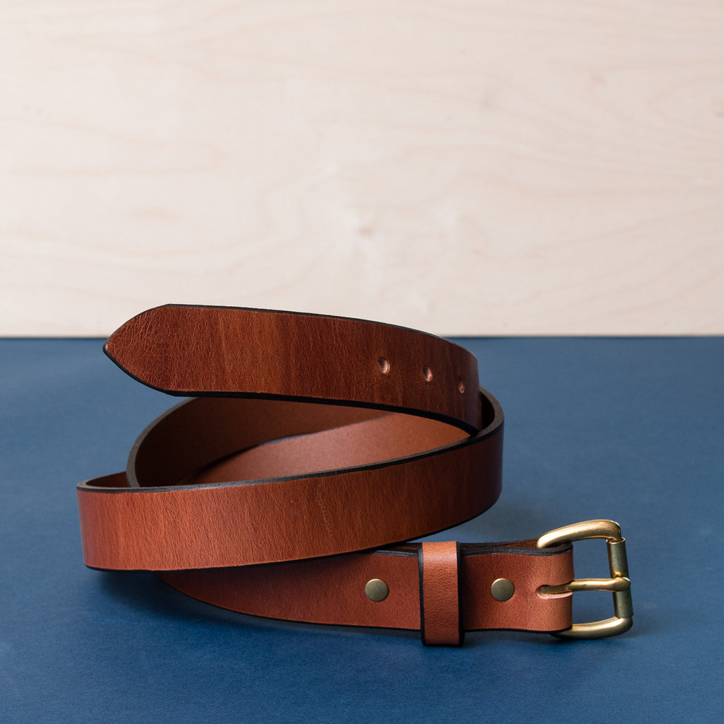Daily Belt - Cognac