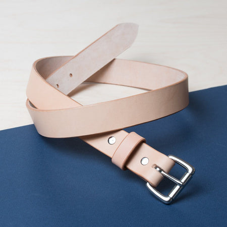 Daily Belt - Natural - Apogee Goods