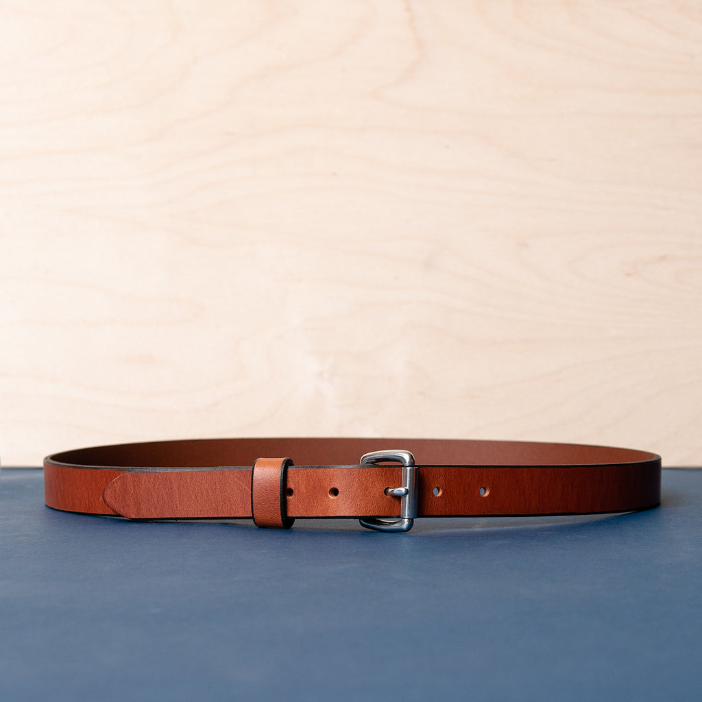 Slim Belt - Cognac