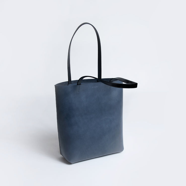 Habit Tote - Steel Blue