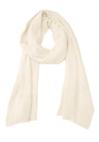 Classic Cashmere Scarf - The Cashmere Shop  - 4
