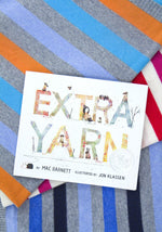 Book ~ Extra Yarn, Gifts for Children  - The Cashmere Shop