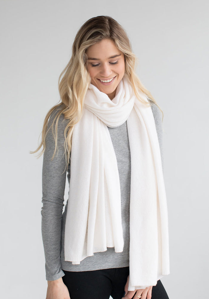 Extra Large Cashmere Classic Wrap