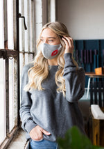 CASHMERE KISS FACE MASK