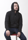Men's Cashmere Hoody - The Cashmere Shop  - 2
