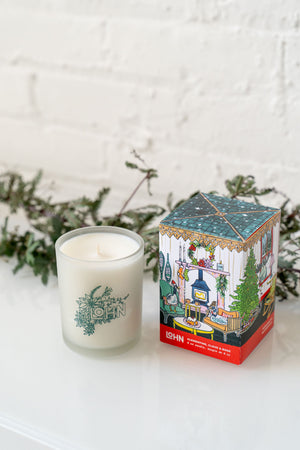 LOHN HOLIDAY CANDLE