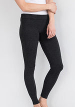 WOMENS LEGGINGS -  BLACK
