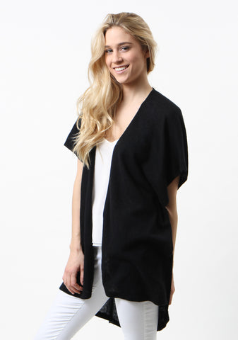 Light Weight Mesh Cashmere Cover Up