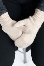 Cashmere Mitts - The Cashmere Shop  - 3