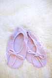 Cashmere Slippers - The Cashmere Shop  - 2