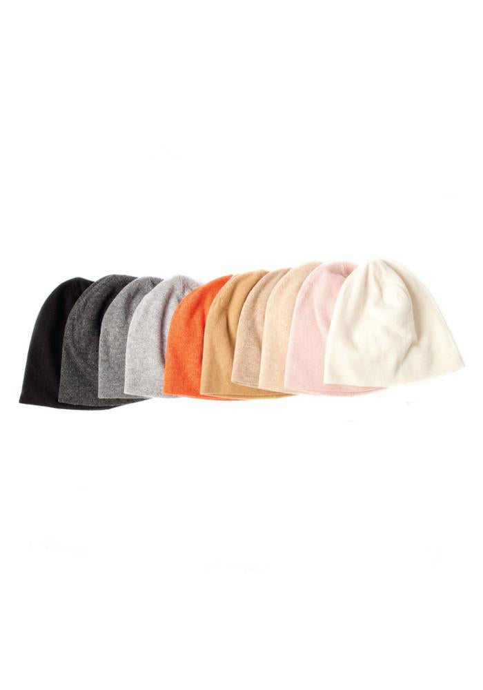 100% Cashmere Hats, Made in Mongolia