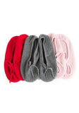 Cashmere Slippers - The Cashmere Shop  - 1