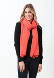 The Everyday Classic Cashmere Wrap and Scarf - The Cashmere Shop  - 18