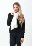 The Everyday Classic Cashmere Wrap and Scarf - The Cashmere Shop  - 28