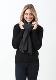 The Everyday Classic Cashmere Wrap and Scarf - The Cashmere Shop  - 56