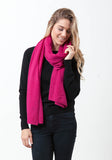 The Everyday Classic Cashmere Wrap and Scarf - The Cashmere Shop  - 48