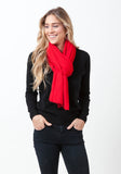 Fern Cashmere Wrap and Scarf - The Cashmere Shop  - 39