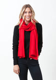Fern Cashmere Wrap and Scarf - The Cashmere Shop  - 38