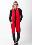 Fern Cashmere Wrap and Scarf - The Cashmere Shop  - 37