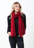 Fern Cashmere Wrap and Scarf - The Cashmere Shop  - 54