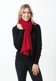 Fern Cashmere Wrap and Scarf - The Cashmere Shop  - 53