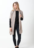 Fern Cashmere Wrap and Scarf - The Cashmere Shop  - 5