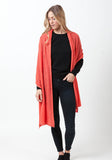 Fern Cashmere Wrap and Scarf - The Cashmere Shop  - 27