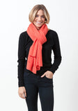 Fern Cashmere Wrap and Scarf - The Cashmere Shop  - 26