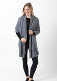 Fern Cashmere Wrap and Scarf - The Cashmere Shop  - 56