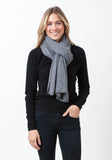 Fern Cashmere Wrap and Scarf - The Cashmere Shop  - 59
