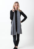 Fern Cashmere Wrap and Scarf - The Cashmere Shop  - 57