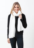 Fern Cashmere Wrap and Scarf - The Cashmere Shop  - 21