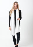 Fern Cashmere Wrap and Scarf - The Cashmere Shop  - 20