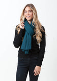 Fern Cashmere Wrap and Scarf - The Cashmere Shop  - 42